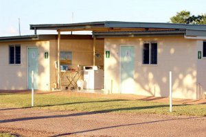 Hughenden Allen Terry Caravan Park - Accommodation in Bendigo