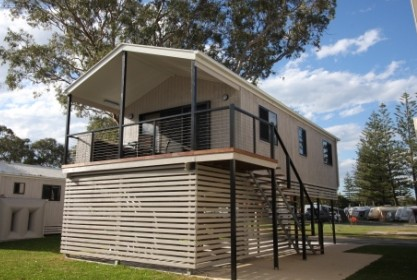 Gold Coast Tourist Parks Tallebudgera Creek - Accommodation in Bendigo
