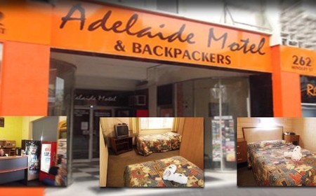Adelaide Motel and Backpackers