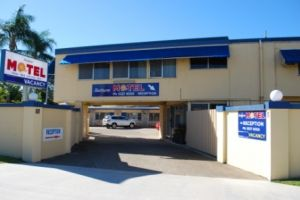 Sunburst Motel - Accommodation in Bendigo