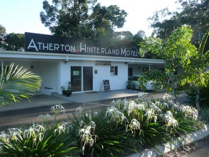 Atherton Hinterland Motel - Accommodation in Bendigo