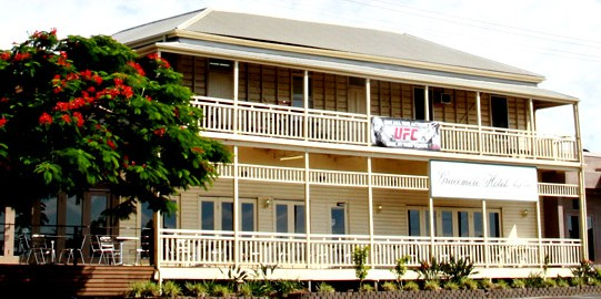 Gracemere Hotel - Accommodation in Bendigo