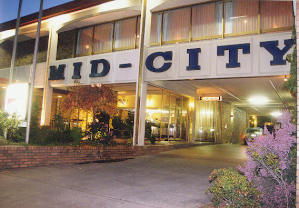 Ballarat Mid City Motor Inn - Accommodation in Bendigo