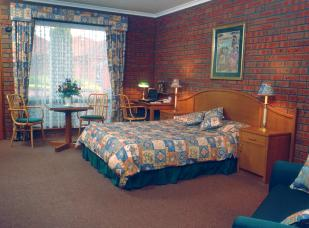 Sovereign Park Motor Inn - Accommodation in Bendigo