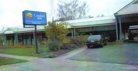 Comfort Inn Parkview - Accommodation in Bendigo