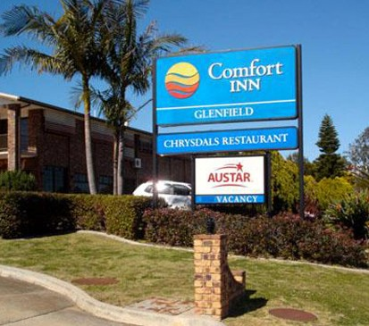 Comfort Inn Glenfield - Accommodation in Bendigo
