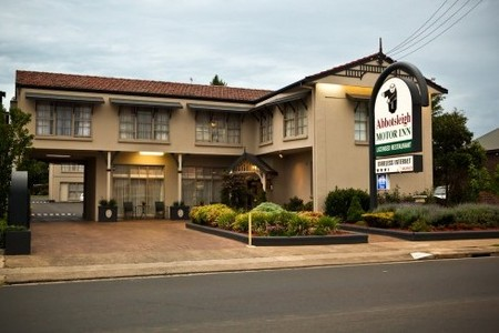 Abbotsleigh Motor Inn - Accommodation in Bendigo