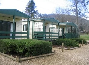Bright Riverside Holiday Park - Accommodation in Bendigo