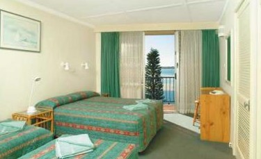 Mid Pacific Motel - Accommodation in Bendigo