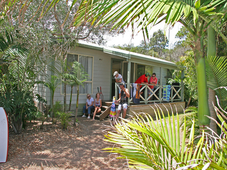 One Mile Beach Holiday Park - Accommodation in Bendigo