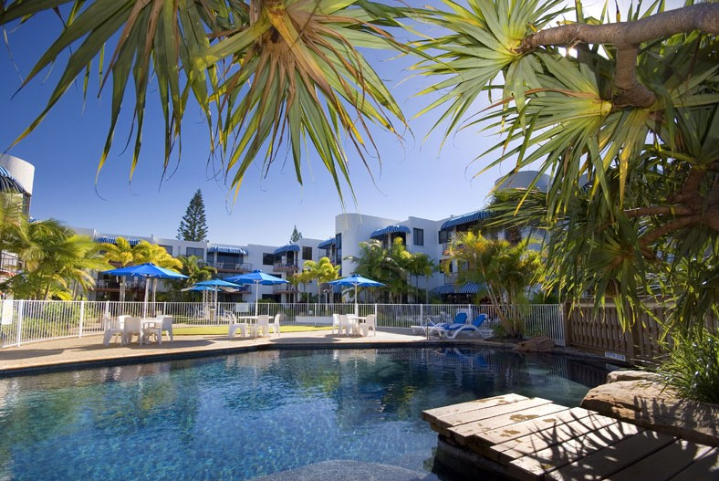 Headland Tropicana - Accommodation in Bendigo