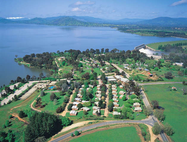 Lake Hume Resort - Accommodation in Bendigo