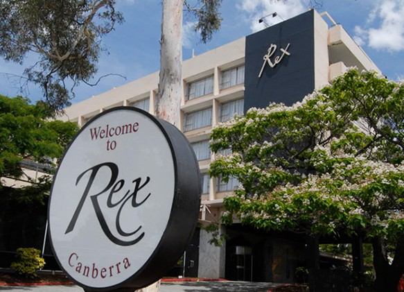 Canberra Rex Hotel - Accommodation in Bendigo