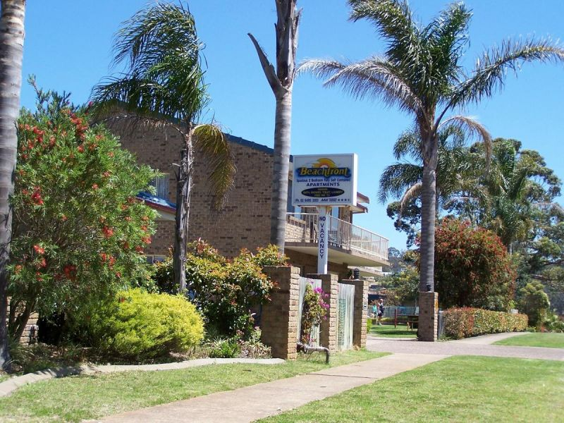 Beachfront Units Merimbula - Accommodation in Bendigo