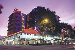 Darwin Central Hotel - Accommodation in Bendigo
