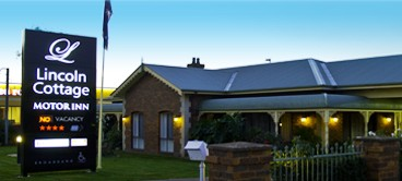 Lincoln Cottage Motor Inn - Accommodation in Bendigo