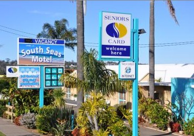 South Seas Motel - Accommodation in Bendigo