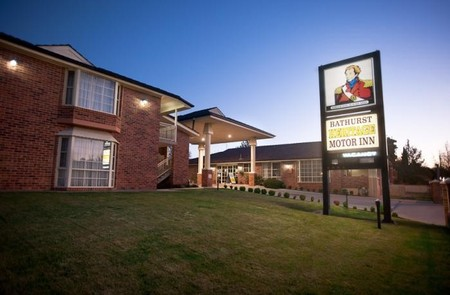 Bathurst Heritage Motor Inn - Accommodation in Bendigo
