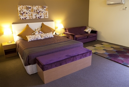 Comfort Inn Hunts Liverpool - Accommodation in Bendigo