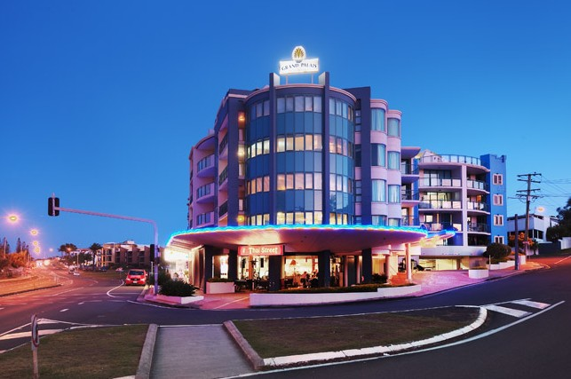 Grand Palais Beachside Resort - Accommodation in Bendigo