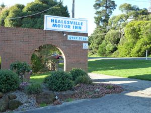 Healesville Motor Inn - Accommodation in Bendigo