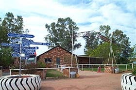 Curtin Springs Station - Accommodation in Bendigo