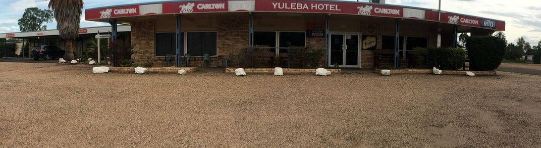 Yuleba Hotel Motel - Accommodation in Bendigo