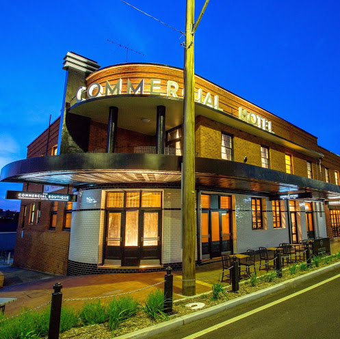 Commercial Boutique Hotel  - Accommodation in Bendigo