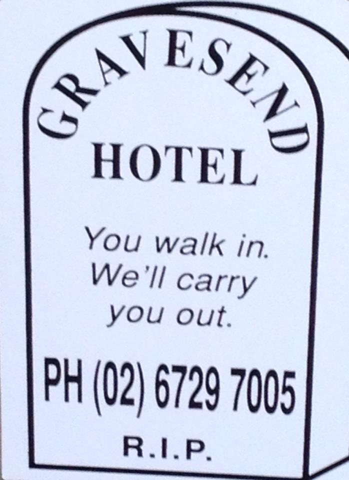 Gravesend Hotel - Accommodation in Bendigo