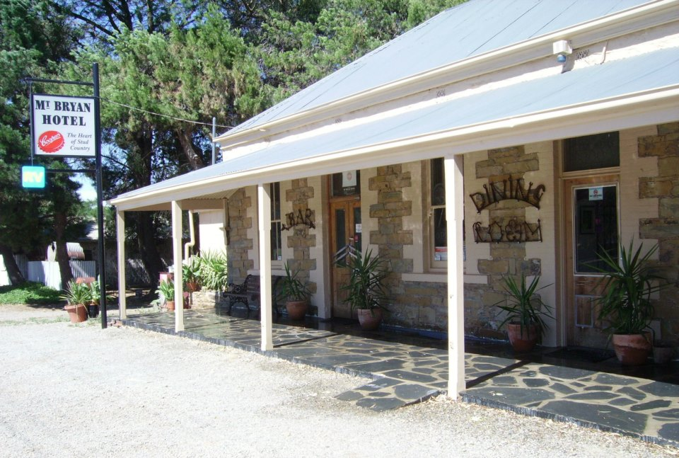 Mount Bryan Hotel - Accommodation in Bendigo