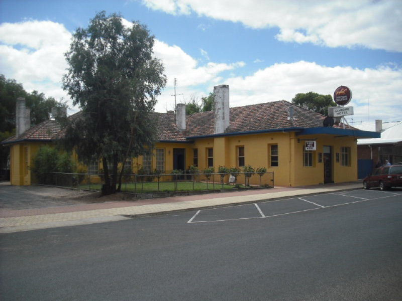 Goroke Hotel Bar amp Bistro - Accommodation in Bendigo