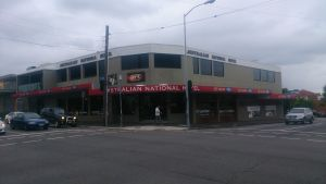 Australian National Hotel - Accommodation in Bendigo