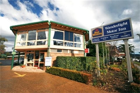 Wanderlight Motor Inn - Accommodation in Bendigo