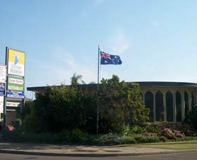 Country Motor Inn - Accommodation in Bendigo