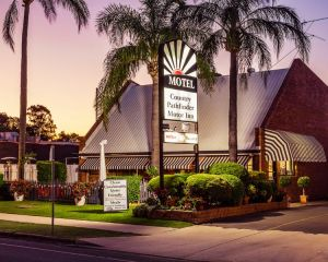 Country Pathfinder Motor Inn - Accommodation in Bendigo