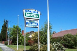 Box Hill Motel - Accommodation in Bendigo
