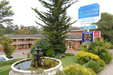 Summerhill Motor Inn - Accommodation in Bendigo