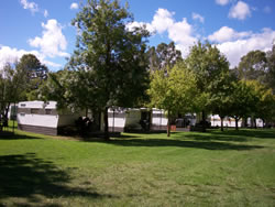 Riverbend Caravan Park - Accommodation in Bendigo