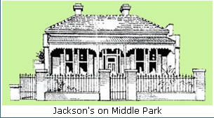 Jackson's On Middle Park - Accommodation in Bendigo