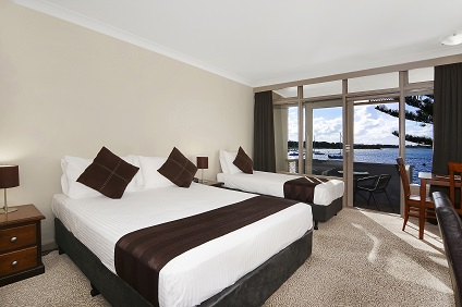 Waters Edge Country Comfort - Accommodation in Bendigo