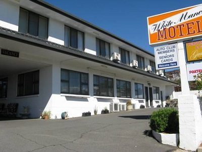 White Manor Motel - Accommodation in Bendigo