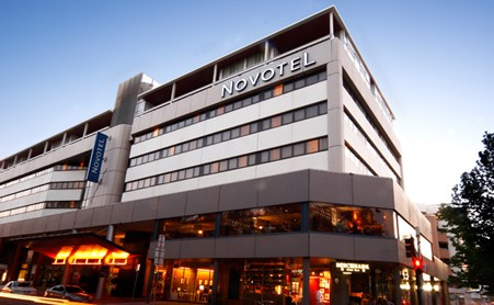 Novotel Canberra - Accommodation in Bendigo