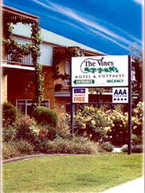 The Vines - Accommodation in Bendigo