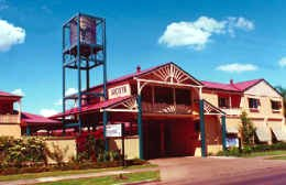 Dalby Homestead Motel - Accommodation in Bendigo