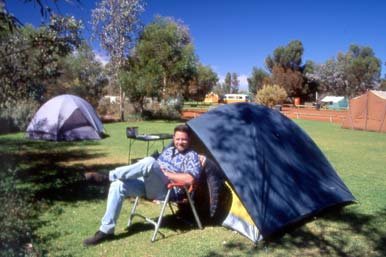Voyages Ayers Rock Camp Ground - Accommodation in Bendigo