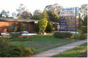 Alexandra Motel and Motor Inn - Accommodation in Bendigo