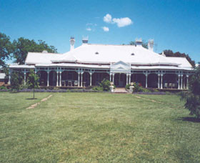 Coombing Park Homestead - Accommodation in Bendigo