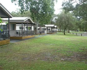 Beachfront Caravan Park - Accommodation in Bendigo