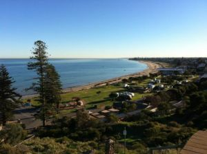 Brighton Caravan Park - Accommodation in Bendigo