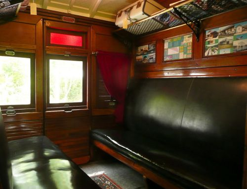 Mt Nebo Railway Carriage amp Chalet - Accommodation in Bendigo